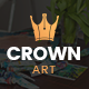 Crown Art | Arts School WordPress Theme - ThemeForest Item for Sale