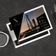 X-Towers - Creative Real Estate Post Card Templates