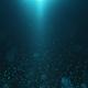 Blue Light Sparkles Background - VideoHive Item for Sale