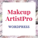 MakeupArtistPro - Visage and Hair Portfolio WordPress Theme