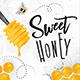 Honey Set - GraphicRiver Item for Sale