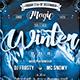Winter Season Flyer Template V1