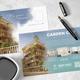 Garden City - Creative Real Estate Post Card Templates