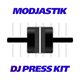 MaDJestik - DJ Press Kit / DJ Resume / DJ Rider PSD Template - GraphicRiver Item for Sale