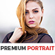10 Premium Portrait Lightroom Presets - GraphicRiver Item for Sale