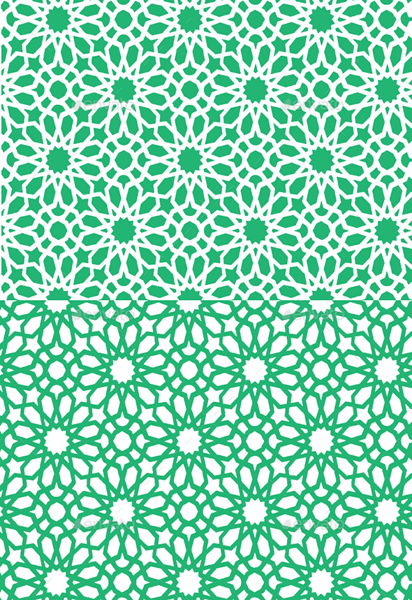 GraphicRiver Islamic Pattern 20861361