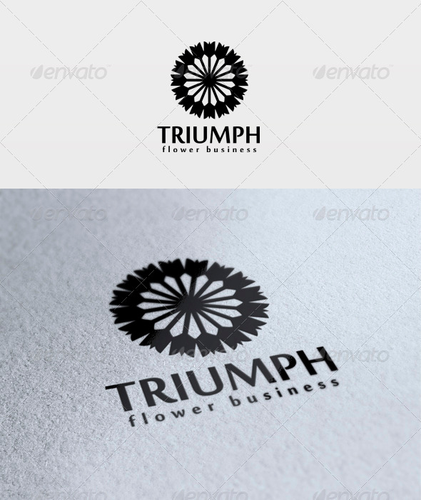 Triumph Logo - Symbols Logo Templates