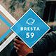 Bresta Creative Keynote Template - GraphicRiver Item for Sale