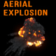 Aerial Explosion - VideoHive Item for Sale