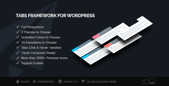 Download Source code              Tabs Framework for WordPress            nulled nulled version