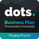 dots. - Business Plan PowerPoint Template - GraphicRiver Item for Sale