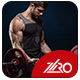 Fitness Ad Banners Set 3 - GraphicRiver Item for Sale