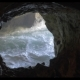 Rosh Hanikra Grottoes with Rough Sea - VideoHive Item for Sale