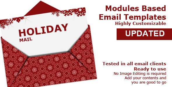 Free Download Holiday Mail Nulled Latest Version