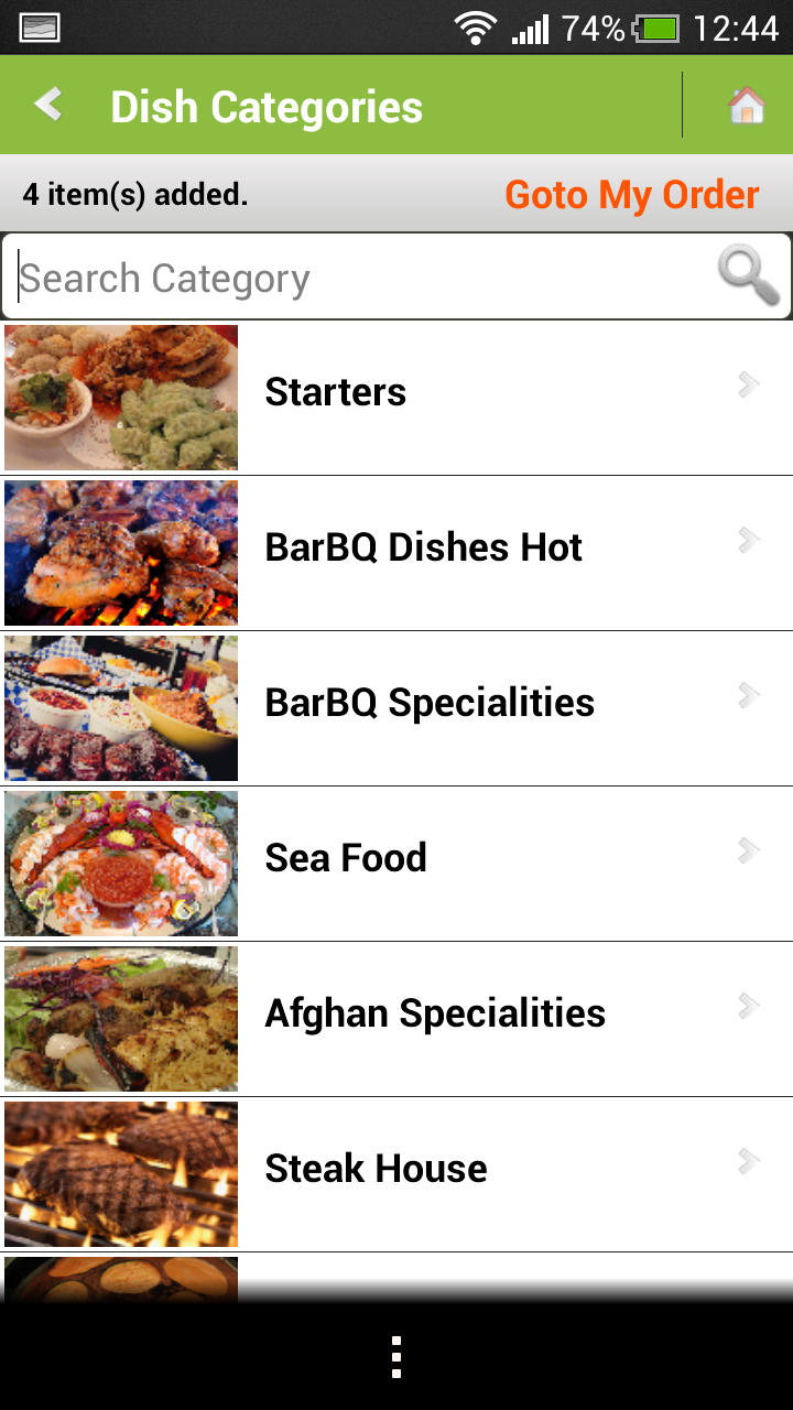 Restaurant order mobile app android ios by loadingworld codecanyon restaurant order mobile app android ios forumfinder Gallery
