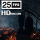 Halloween Grave 02 HD - VideoHive Item for Sale