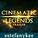 Cinematic Legend Trailer - VideoHive Item for Sale
