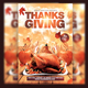 Thanksgiving Flyer Template V2 - GraphicRiver Item for Sale
