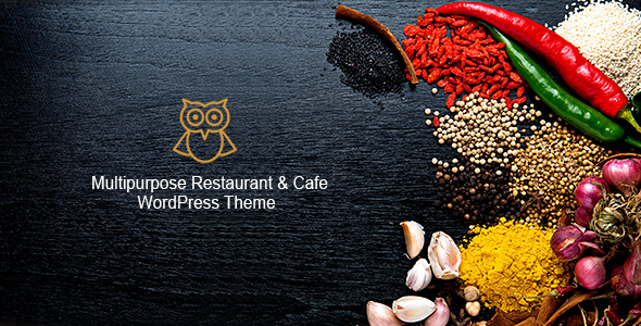 Image of OWL - Multipurpose Restaurant & Cafe WordPress Theme