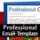 Professional Greetings - Newsletter - Email  - ThemeForest Item for Sale