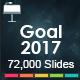 Goal 2017 Keynote Presentation Template - GraphicRiver Item for Sale