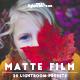 Matte Film Lightroom Presets For Lightroom 4,5,6,CC - GraphicRiver Item for Sale