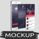 Mobile Application Mockup - GraphicRiver Item for Sale