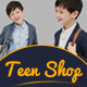 Teen Shop - Kids Clothing, Shopping Responsive Prestashop 1.7 Theme
