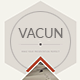VACUN - Creative PowerPoint Presentation Template - GraphicRiver Item for Sale