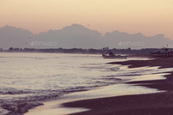 Turkey coast - Stock Photo - Images