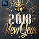 New Year Invitation - Psd Package - GraphicRiver Item for Sale