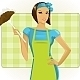 Maid - GraphicRiver Item for Sale