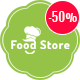 Food Store - Responsive WooCommerce WordPress Theme
