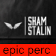 Epic Cinematic Percussion Logo Ident 1