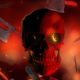 Halloween Fire Skull - VideoHive Item for Sale