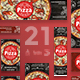 Pizza Banner Pack