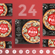 Pizza Social Media Pack