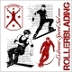 Rollerblading Emblems - GraphicRiver Item for Sale