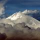 Cone of Active Avacha Volcano on Kamchatka Peninsula, Fumaroles Activity of Volcano - PhotoDune Item for Sale