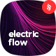 Electric Flow Backgrounds