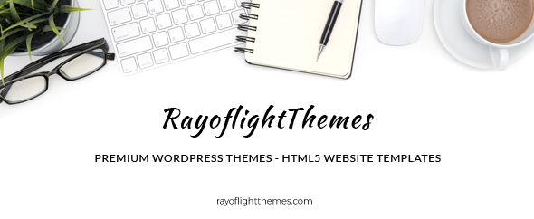 Rayoflightthemes cover