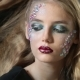 Fashion Makeup Woman with Colorful Makeup and Body Art - VideoHive Item for Sale