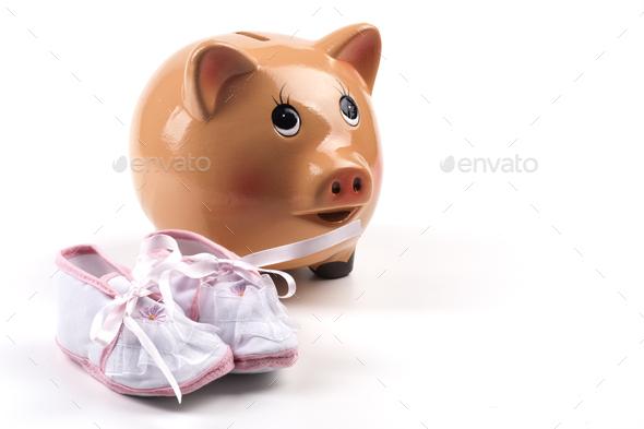 Newborn Economy - Stock Photo - Images