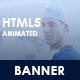 Medical Health Care - Animated HTML5 Banner Ad Set (GWD) - CodeCanyon Item for Sale
