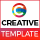 Creative Multipurpose HTML Template - ThemeForest Item for Sale