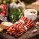 Polish kabanos dried sausage - PhotoDune Item for Sale