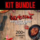 Logo Creator Kit - Barbecue