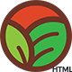 SmartFarm - Eco and Organic Farming/Gardening HTML template with Page Builder