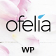 Ofelia - Travel Personal WordPress Blog Theme