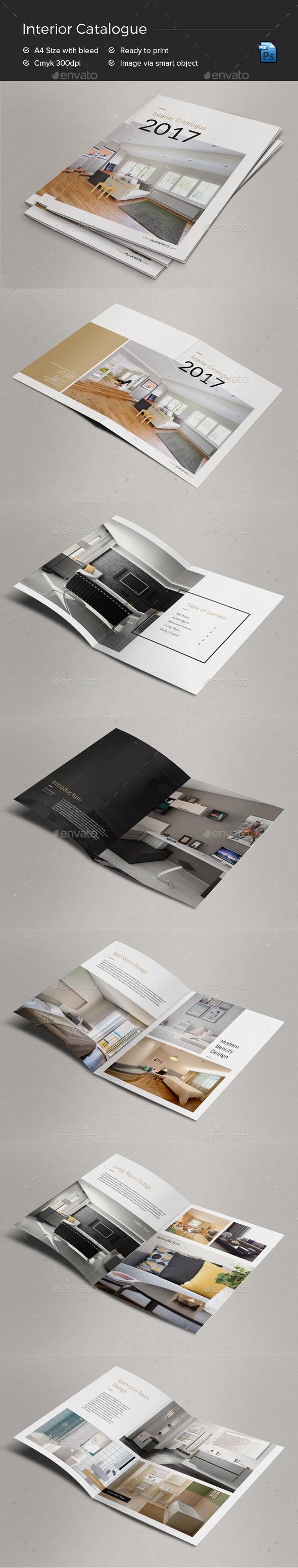 Interior Catalogue - Catalogs Brochures